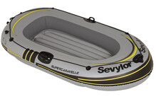 Sevylor rubberboot Supercaravelle 2-persoons